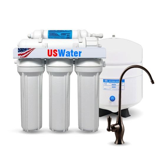 USWATER美国净水机RO反渗透净水器