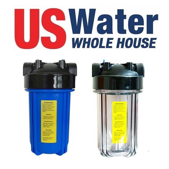 USWATER美国前置中央净水机全屋净水器