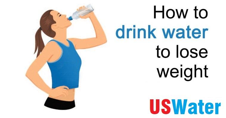 如何自然又安全地喝水减肥