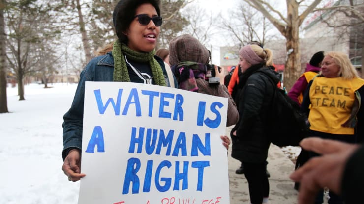 不要把美国的水质量想的太好